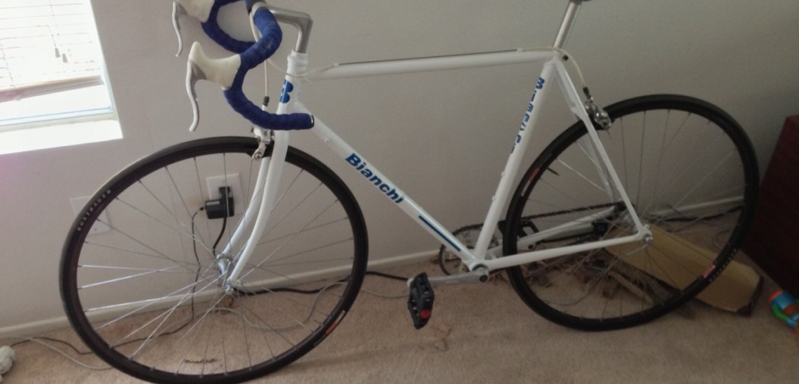 Fixey Bike Fix up