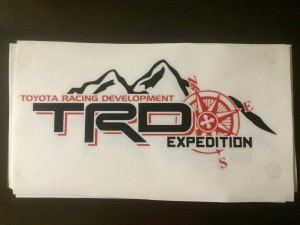 TRD Expedition