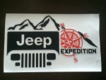 YJ Jeep Expediton
