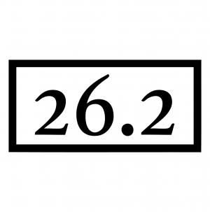 26.2 Marathon